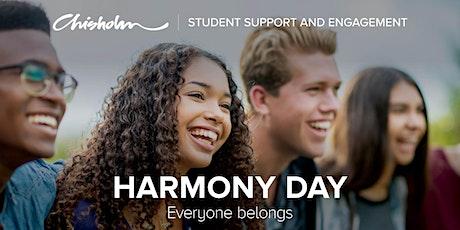 Chisholm Harmony Day 2021 tickets