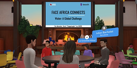 FACE Africa Connects tickets