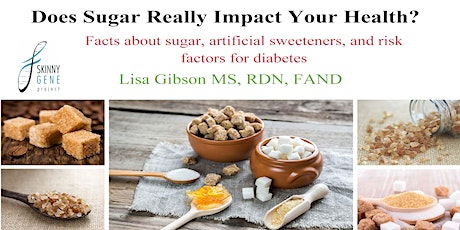 Does Sugar Really Impact Your Health? tickets