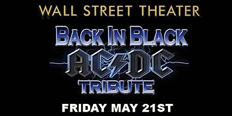 BACK IN BLACK - THE TRUE AC/DC EXPERIENCE tickets