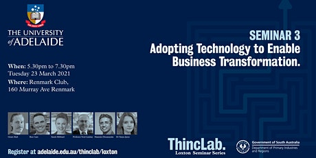 Adopting Technology to Enable Business Transformation tickets