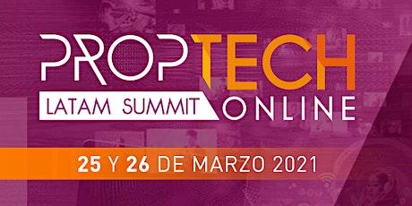 PropTech Latam Online - FREE boletos