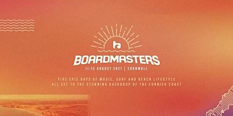 Boardmasters 2021 tickets