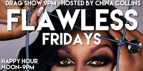 Flawless Friday • Mar 5 • Hosted by China tickets