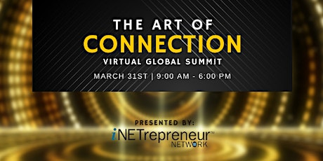 The Art of Connection Virtual Global Summit tickets