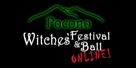 Pocono Witches Festival Online 2021 tickets