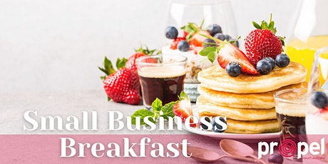 Small Business Breakfast tickets