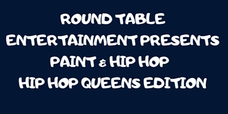PAINT AND HIP HOP tickets