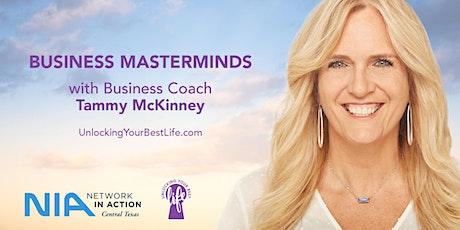 Business Masterminds w/Business Coach Tammy McKinney tickets