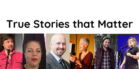 7 by 7: True Stories that Matter tickets