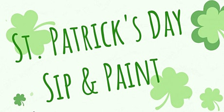 Kali Love St. Patrick's Day Sip & Paint tickets