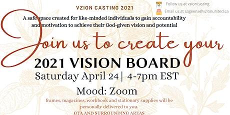Virtual Vision Board Event (Greater Toronto Area (GTA)) tickets