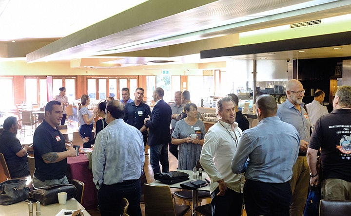 BNI LEADING EDGE - Welcome to our Weekly Meeting image