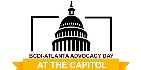 BCDI-Atlanta's Advocacy Day at the Capitol tickets