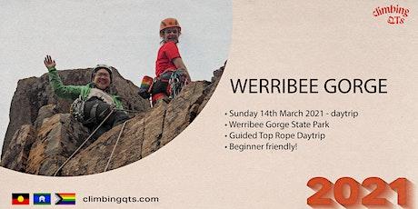 Werribee Gorge Daytrip tickets