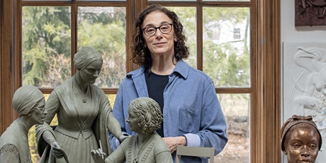 Artist Talk: Sculptor Meredith Bergmann with Brenda Berkman tickets