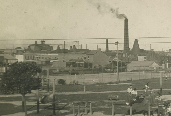 Fraternising with the enemy: How  the Marrickville Industrial Area evolved image
