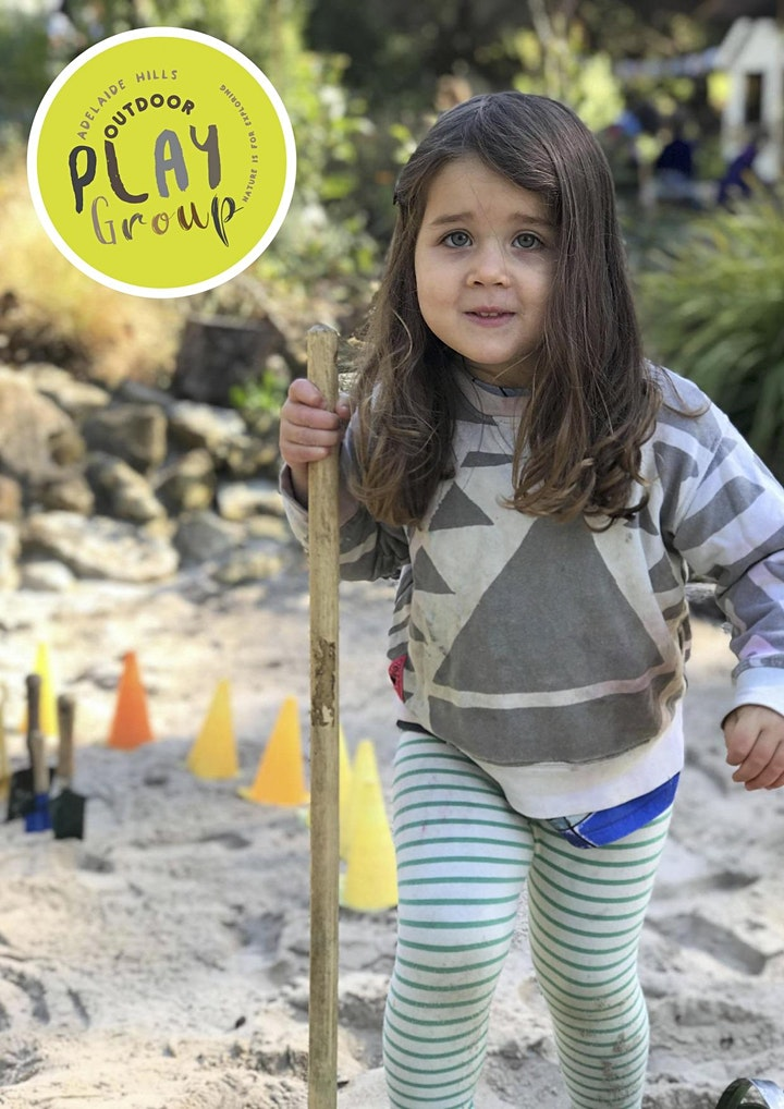 Autumn Sessions with Adelaide Hills Outdoor Playgroup - Monday 10th May image