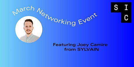 Seattle Interactive Conference March Networking Event tickets