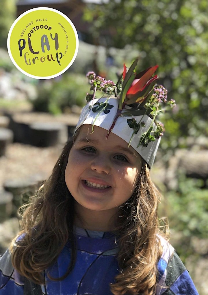 Autumn Sessions with Adelaide Hills Outdoor Playgroup - Tuesday 25th May image