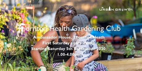 Thornton Heath Gardening Club Spring Relaunch! tickets
