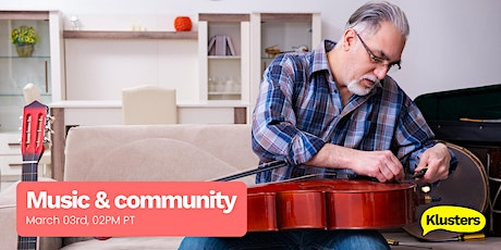 """Music and Community"" An Open Discussion tickets"