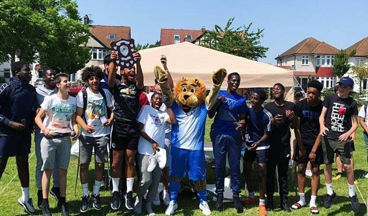 FREE Kids Football Tournament image