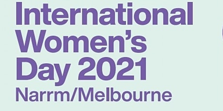 International Women's Day Rally After-Party Narrm/Melbourne tickets