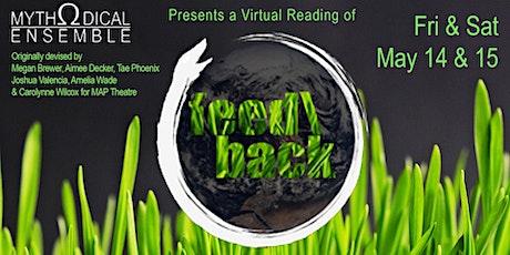 Mythodical Ensemble Presents a Virtual Reading of feed\back tickets