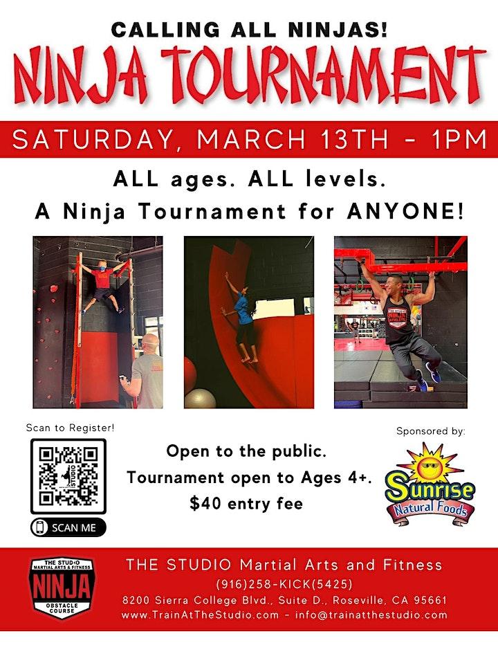STUDIO Ninja Tournament image