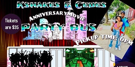CEDES and SHAKES Anniversary Bus Ride tickets