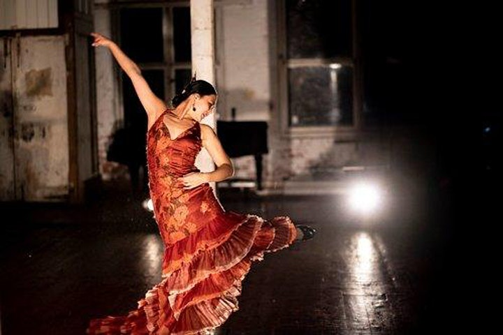 Senes Flamenco Trio Feature Ticketed show image