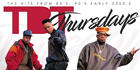 Throwback Thursdays @ Smoke House/$20 Premium Open Bar/SOGA ENT/3 tickets