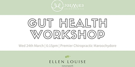 Gut Health Workshop tickets