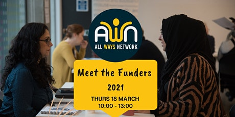 AWN Meet the Funders 2021 tickets