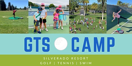 Summer Golf, Tennis and Swim Kids Camp -  June 14 - 17 tickets