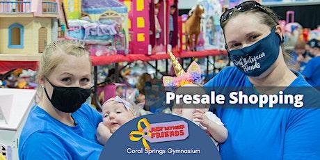 PRESALE Shopping | JBF Coral Springs | Apr 21 tickets