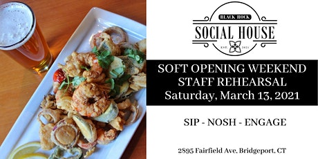 Black Rock Social House: Soft Opening Weekend tickets