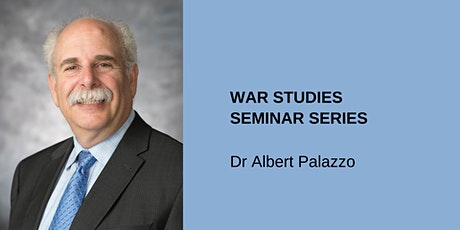 War Studies Seminar Series tickets