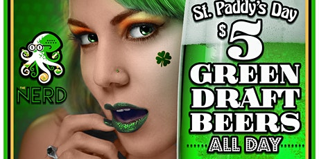 St Patrick's Day Party at The Nerd tickets