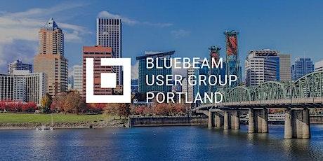 Portland Bluebeam User Group (PortlandBUG) Meeting-10 tickets