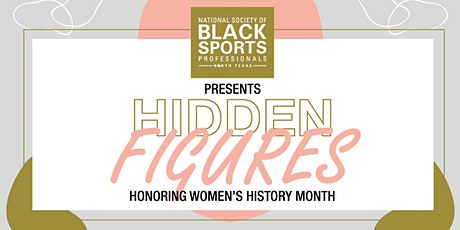 BSP North Texas Webinar: Hidden Figures tickets