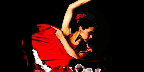 Senes Flamenco Trio Feature Ticketed show tickets