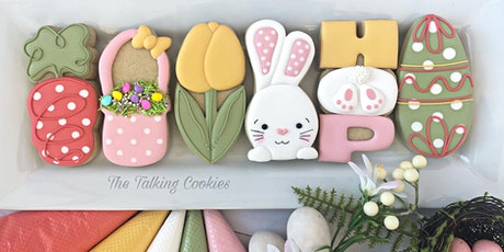 SOLD OUT!   Hoppy Easter - Beginner Cookie Decorating Class tickets
