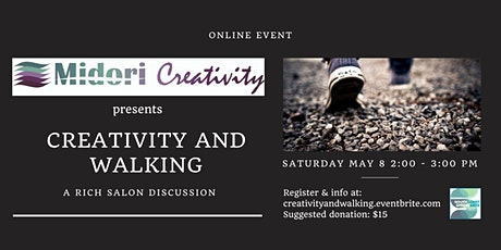 Creativity and Walking tickets