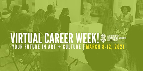 Career Talk - Dr. Alicia McGeachy, Conserving Art + Culture tickets