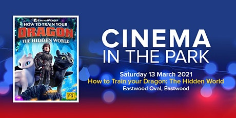 Cinema in the Park - How to Train your Dragon: The Hidden World tickets