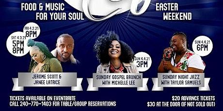 Soul Cafe  Jerome Scott & Janee Latrice tickets