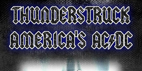 Thunderstruck: America's AC/DC Tribute with Mad Hatter tickets