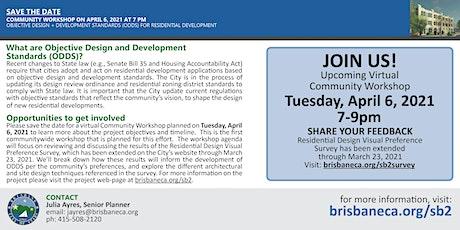 Objective Design & Development Standards Community Workshop tickets